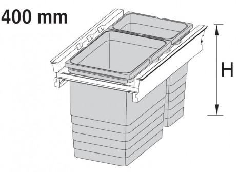 Affaldssystem-400-mm-kabinet-by-AABLING