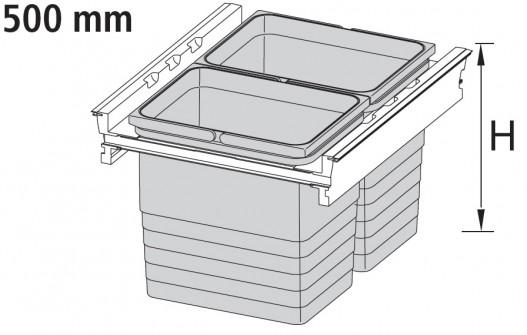 Affaldssystem-500-mm-kabinet-by-AABLING